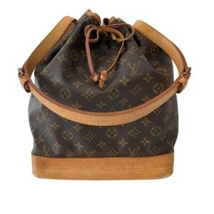 Louis Vuitton Monogram Noe Bucket Shoulder